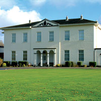 Stratton Strawless Hall