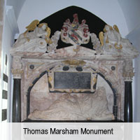 Thomas Marsham Monument