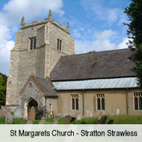 St. Margarets Church - Stratton Strawless